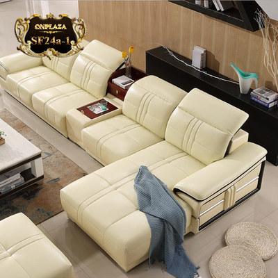 Bộ ghế sofa thư giãn đa năng nhập khẩu cao cấp SF241