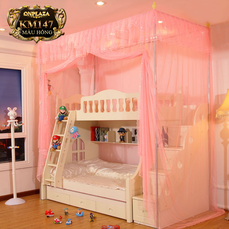 Bộ khung màn trẻ em dành cho giường tầng Km147