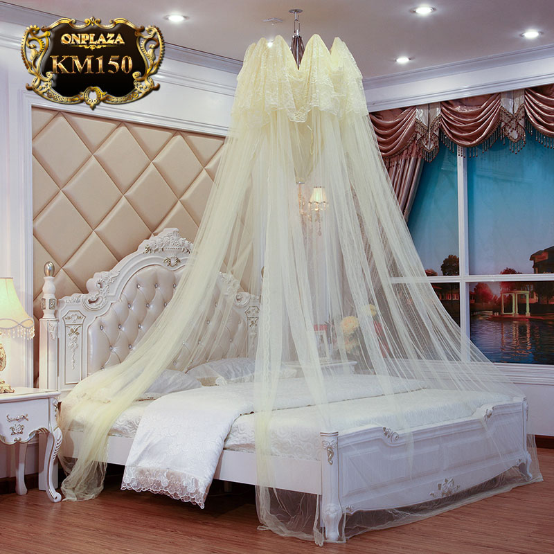 Bộ màn khung công chúa Km150 phong cách châu âu