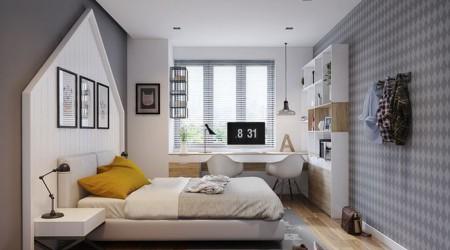 Mê mẩn với những mẫu thiết kế phòng ngủ hiện đại đẹp diệu kỳ
