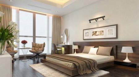 """Tư vấn thiết kế phòng ngủ chung cư """"sang – xịn – mịn"""" giá rẻ"""