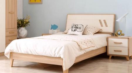 Giường ngủ gỗ tự nhiên: Đặc điểm cấu tạo, thông tin đầy đủ nhất