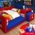 Giường ngủ đa năng kiểu người nhện Spiderman kèm ghế G135