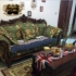 Bộ sưu tập bàn ghế cao cấp họa tiết cổ điển BT24