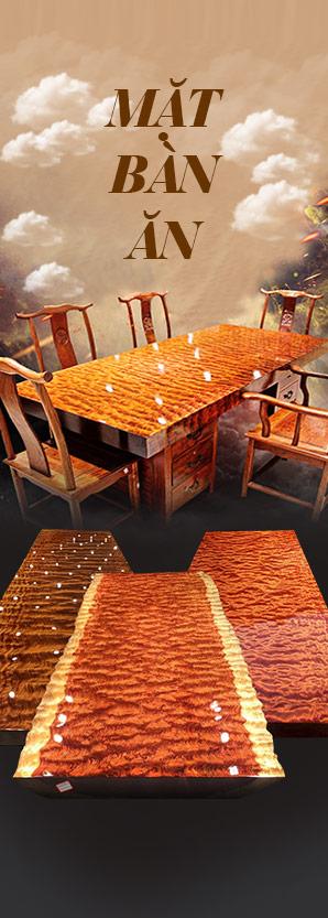 Mặt bàn phòng ăn