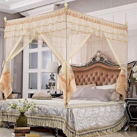 Top 10 các mẫu màn ngủ cưới đẹp vô cùng ấm áp