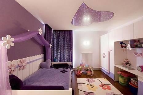 Các mẫu thiết kế phòng ngủ đẹp cho con gái