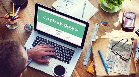 Tuyển nhân viên thiết kế, design website, banner website