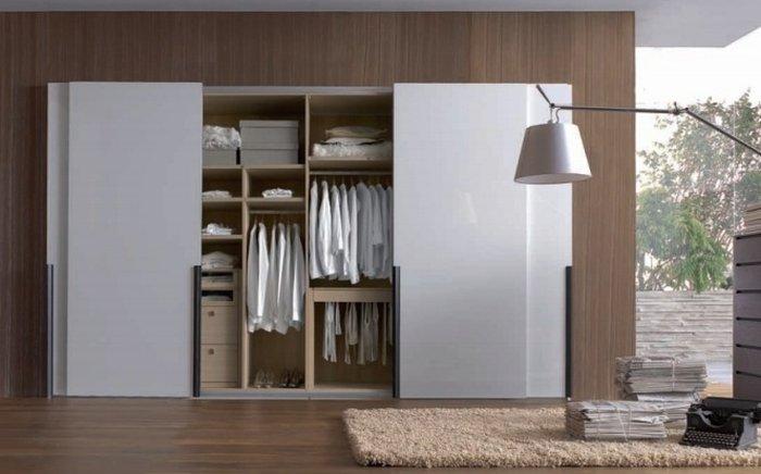 Nên có tủ quần áo hợp với diện tích phòng ngủ