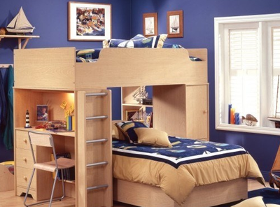 Giường tầng nên chọn mẫu đệm nào phù hợp với kích thước