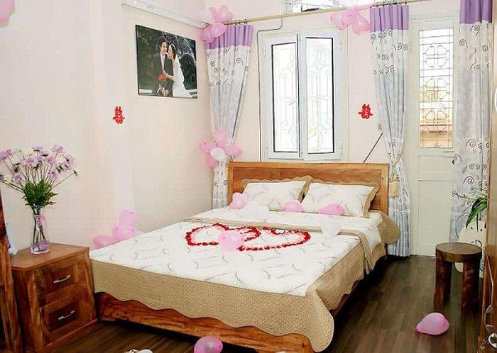 Hướng kê giường cưới cũng là vấn đề quan trọng trong phong thủy