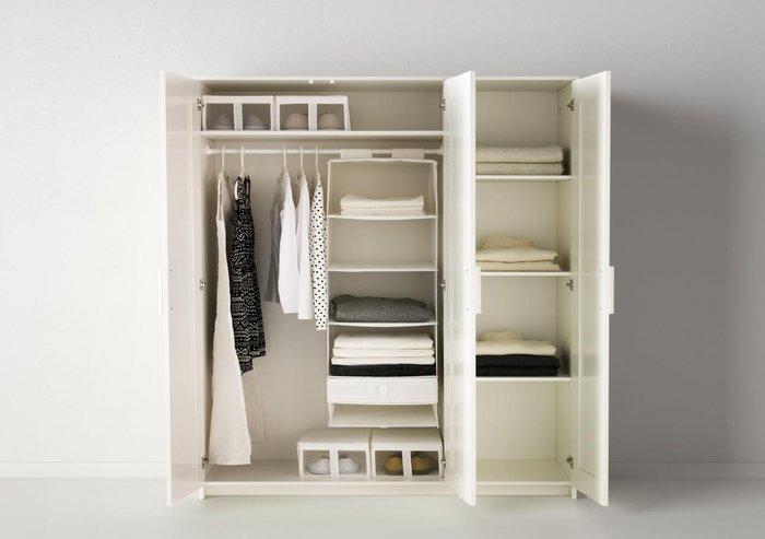 Ảnh 4: Cách thiết kế tủ trông khá đơn giản nhưng rất tiện nghi (Nội thất Bến Thành)