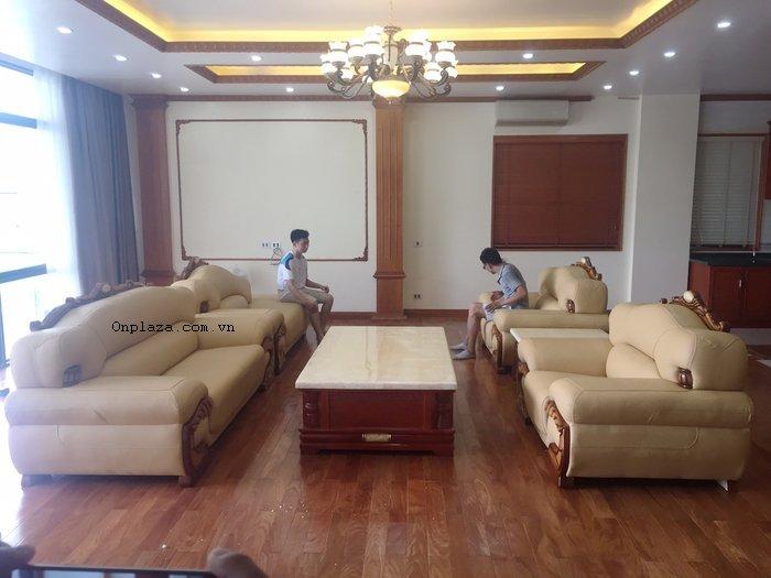 Bộ bàn ghế sofa sang trọng nhập khẩu châu âu  BT10