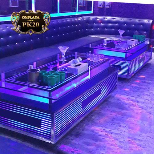 Bàn bar cafe, karaoke thiết kế cao cấp hiện đại PK20