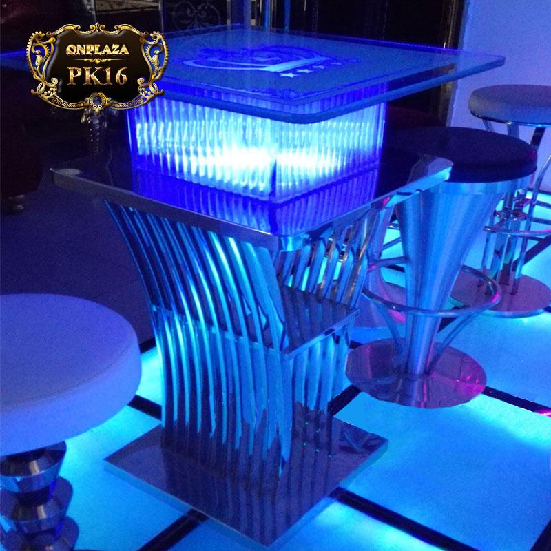 Bàn bar cafe thiết kế cao cấp PK16