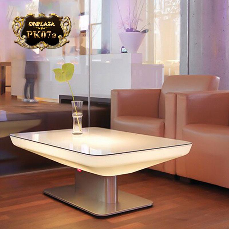 Bàn đèn LED cao cấp cho phòng karaoke/bar cafe hiện đại PK07a
