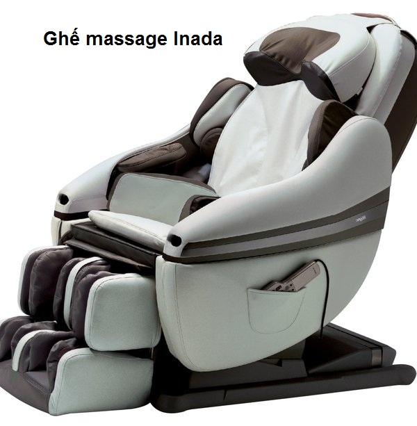 Inada – thương hiệu ghế massage hàng đầu thế giới