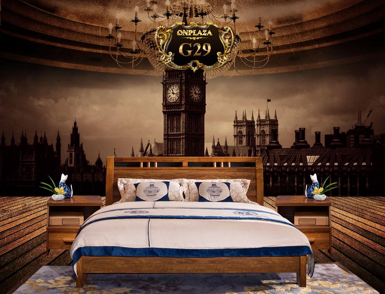 giường ngủ cao cấp hà nội