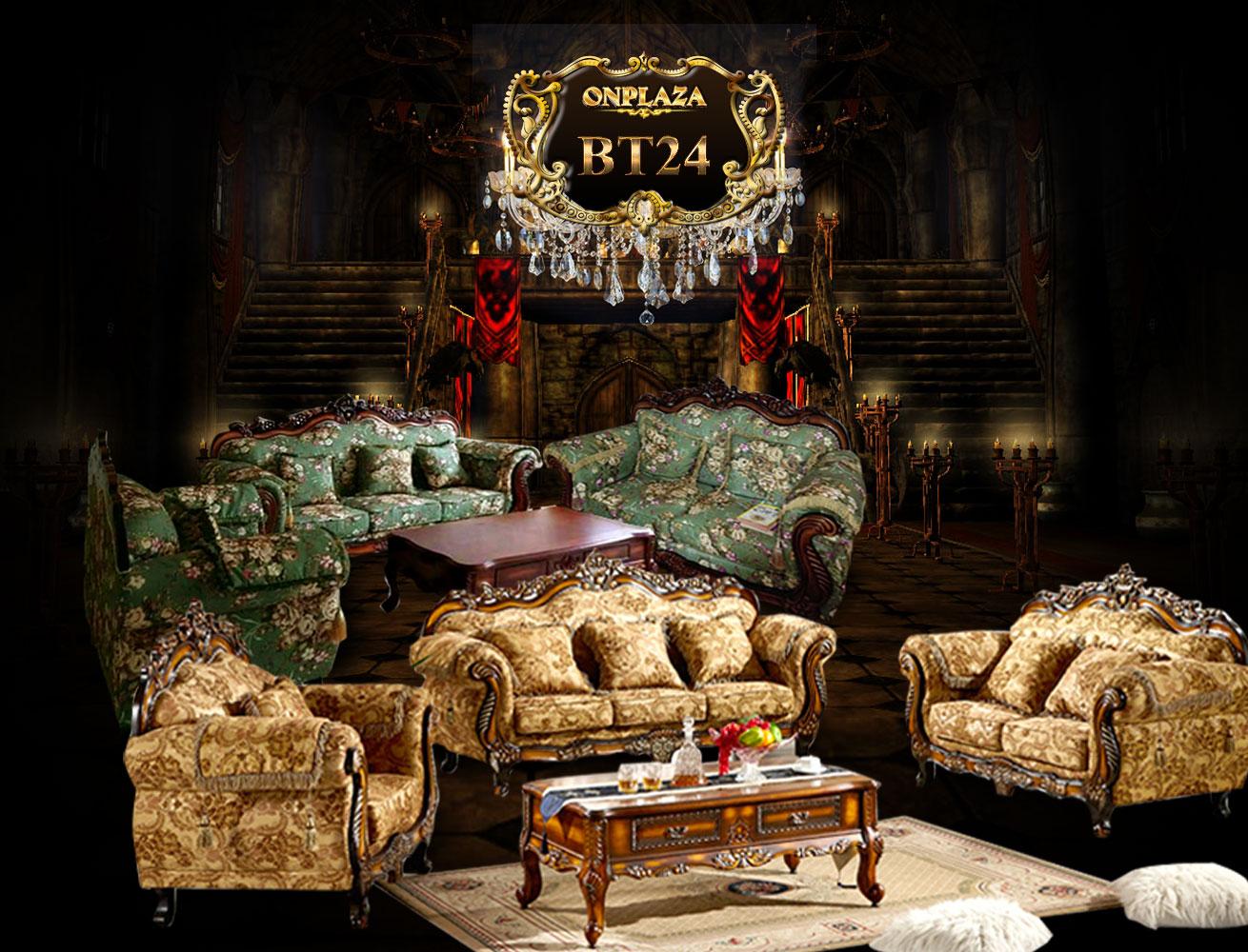 Bộ sưu tập bàn ghế sofa cổ điển nhập khẩu châu âu