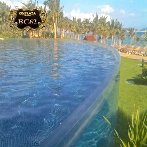Bể bơi ngoài trời kích thước lớn BC62