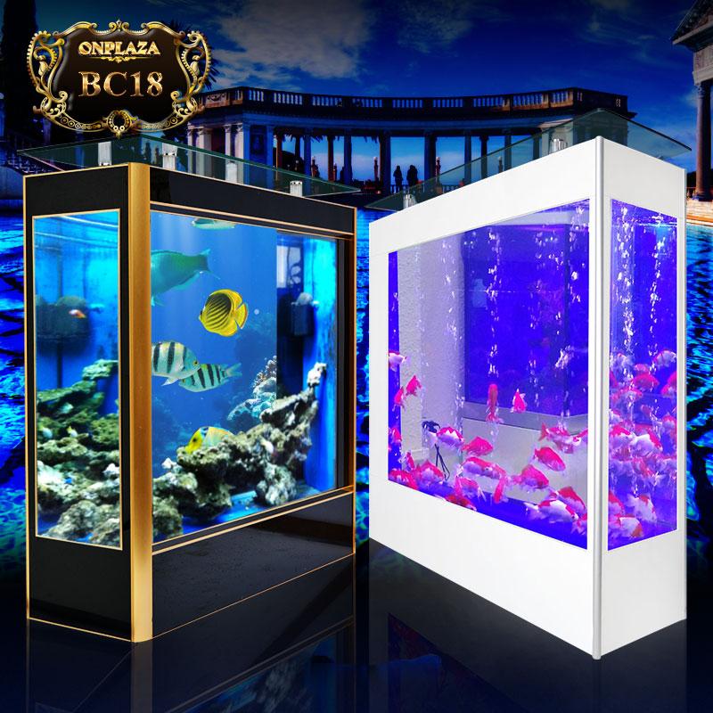 Bể cá cảnh đứng phong cách châu Âu sang trọng BC18