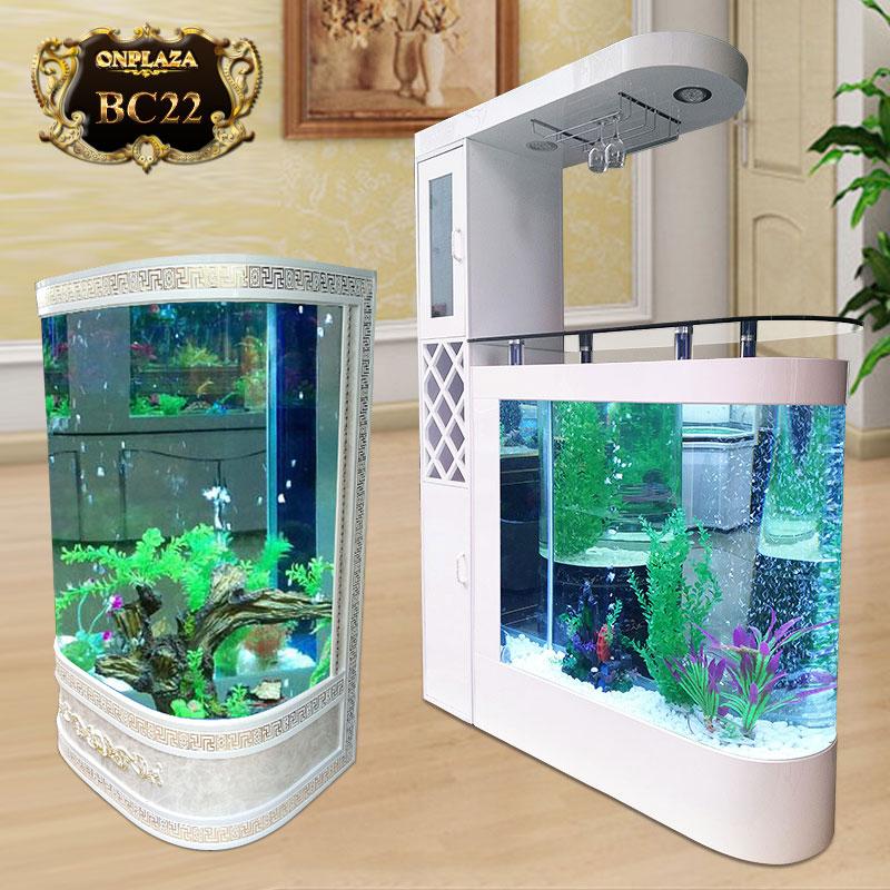 Bể cá thủy sinh cao cấp thiết kế độc đáo BC22-1-1