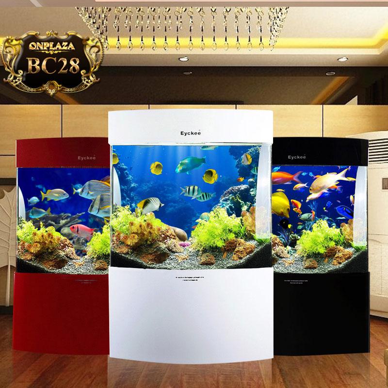 Bể cá thủy sinh thông minh cao cấp (loại tích hợp ĐTDĐ +bộ lọc) BC28