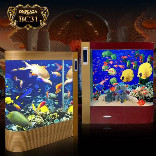 Bể cá thủy sinh dựa tường đa năng BC31-1-1