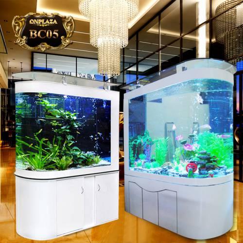 Bể cá thủy sinh chân tủ giầy nhập khẩu cao cấp BC05-2-3