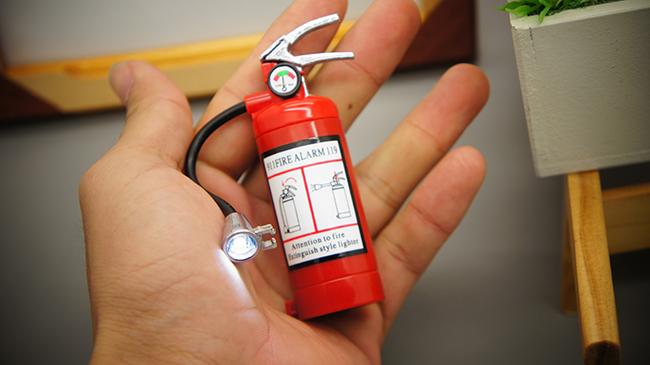 bình chữa cháy cho xe ô tô