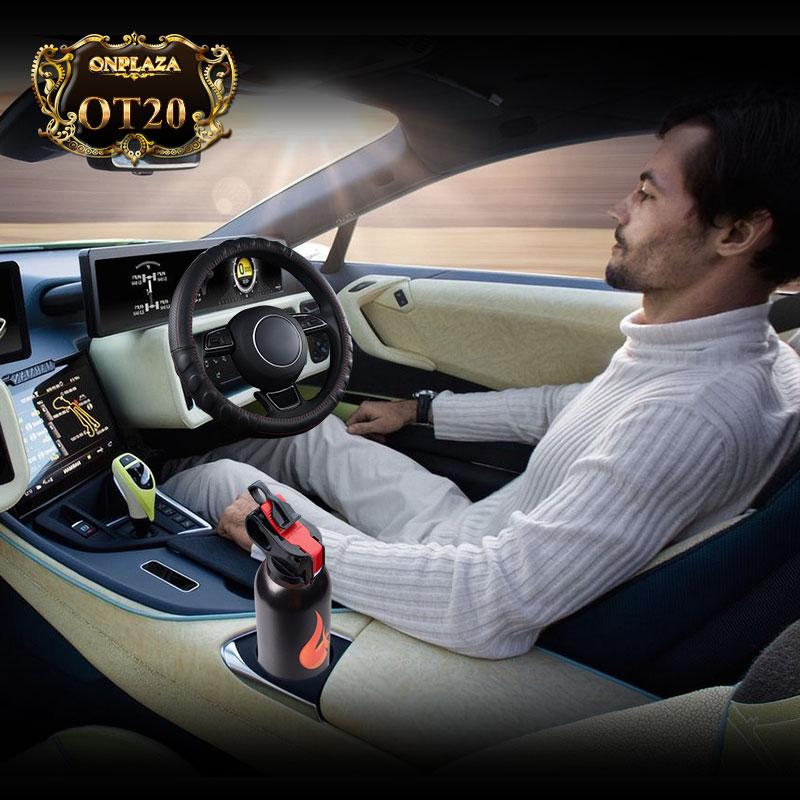 Bọc vô lăng da thật cho ô tô