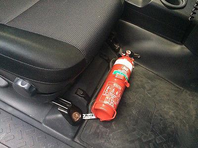 Bình cứu hỏa trên xe ô tô