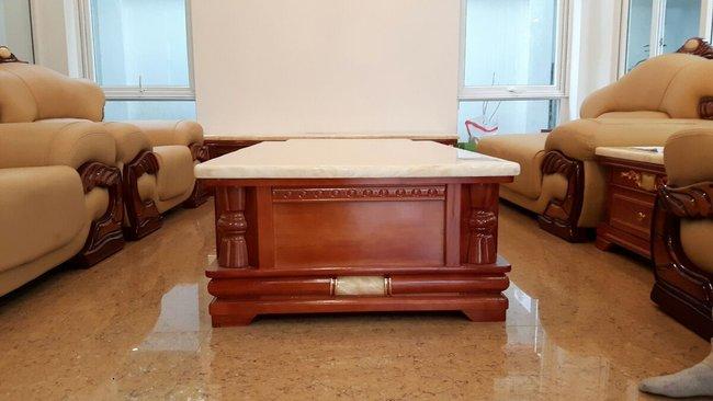 Bộ bàn ghế sofa tân cổ điển châu âu BT10 2