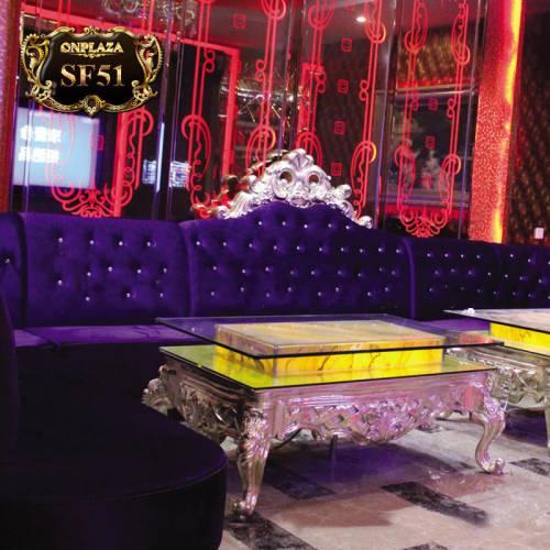 Bộ ghế sofa cao cấp cho phòng hát, hội nghị SF51