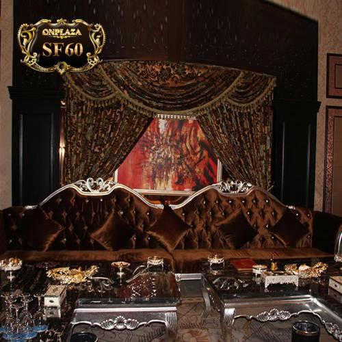 Bộ ghế sofa cao cấp cho phòng hát, hội nghị SF60