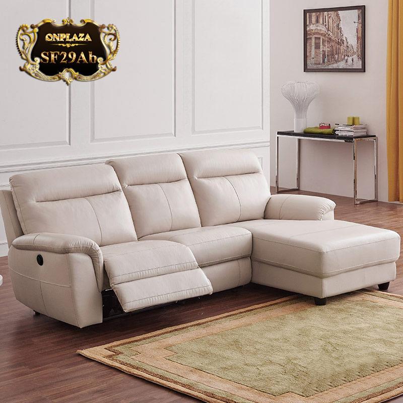 Bộ ghế sofa 2 băng đẹp nhập khẩu