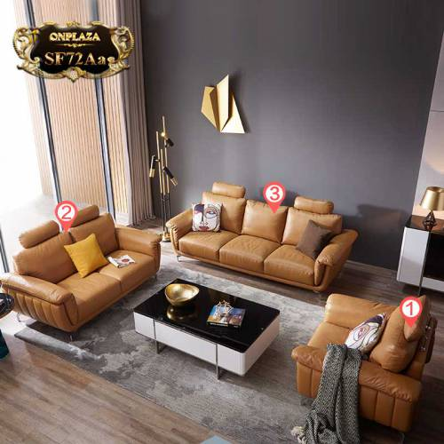 Bộ ghế sofa sang trọng hiện đại mới về SF72Aa