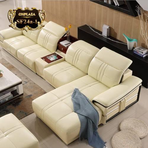 Bộ ghế sofa thư giãn đa năng nhập khẩu cao cấp SF24