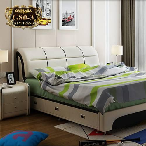 giường thông minh có ngăn kéo