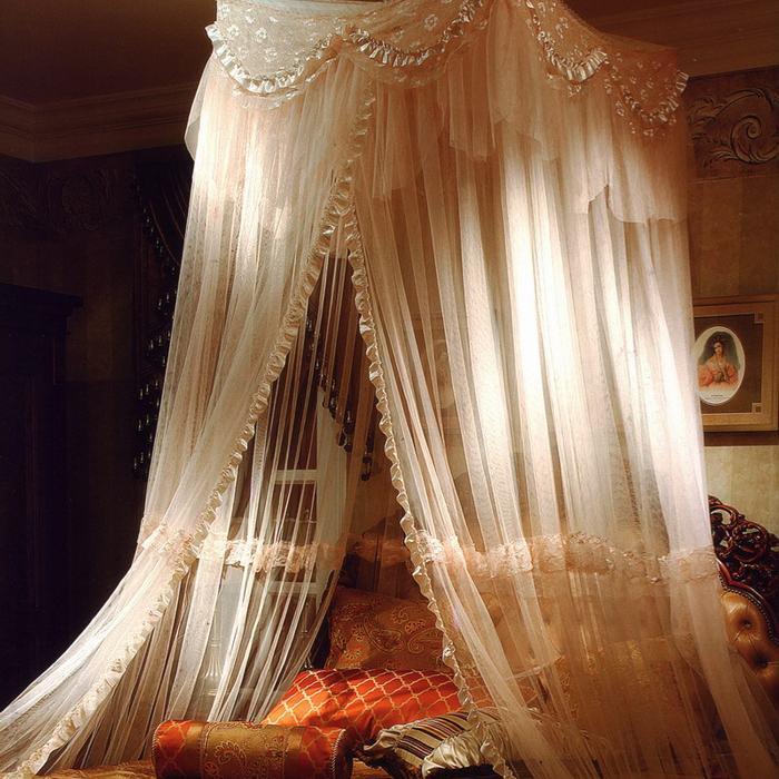Bộ màn khung công chúa hoàng gia KM103