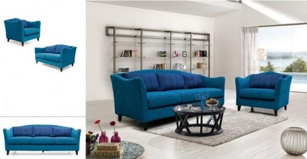 Bộ sưu tập sofa nỉ đẹp mới nhất năm 2017