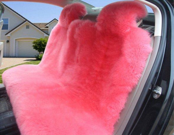 Bọc đệm ghế lông nhập khẩu cao cấp cho ô tô