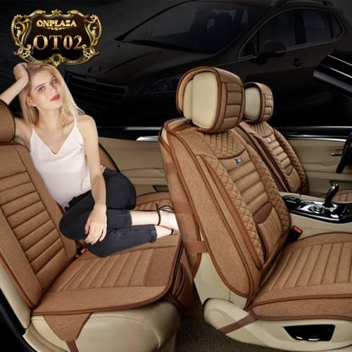 Bọc ghế da sang trọng nhập khẩu cho ô tô OT02