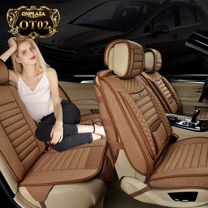 Bọc nệm ghế da nhập khẩu cho ô tô
