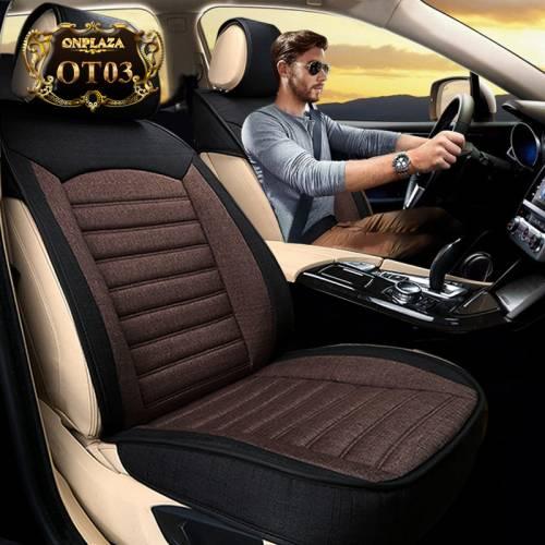Bọc ghế giả da cao cấp nhập khẩu cho ô tô OT03