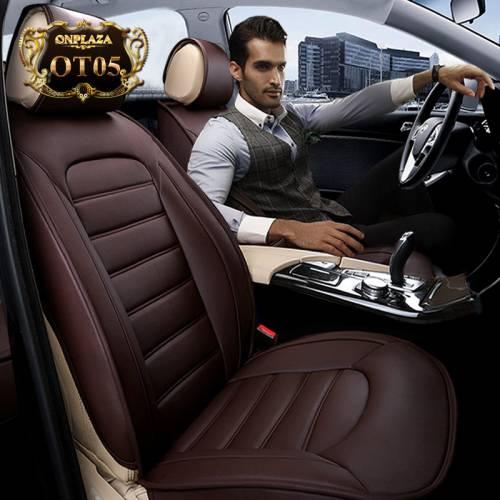 Bọc ghế giả da sang trọng nhập khẩu cho ô tô OT05