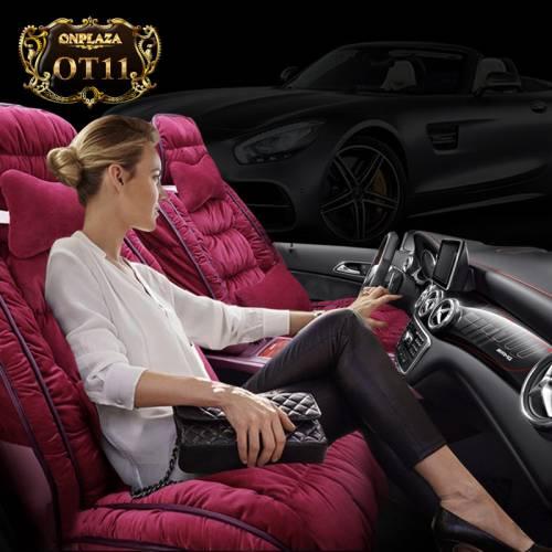 Bọc ghế nhung cao cấp cho ô tô OT11