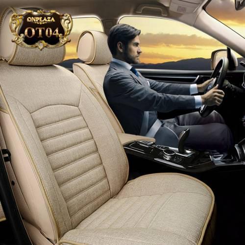 Bọc ghế nỉ cao cấp nhập khẩu cho ô tô OT04
