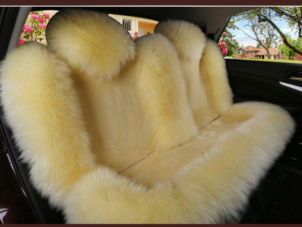 Bọc đệm ghế lông nhập khẩu cao cấp