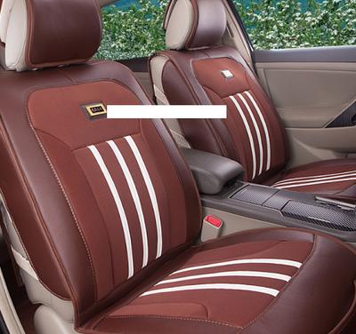 Bọc nệm ghế da xe ô tô bằng da ngoại nhập
